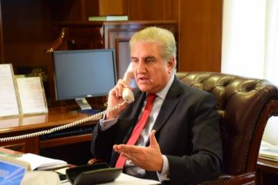 Pakistan FM Qureshi contacts German counterpart, briefs him over regional peace post Pulwama attack
