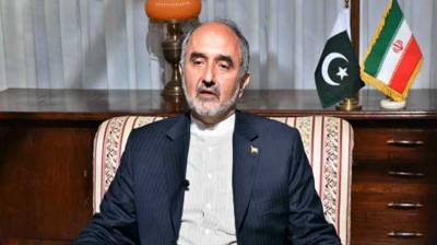 Pakistan, Iran will have to face issue of terrorism jointly: Mehdi