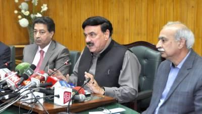 PR plans to run 20 new trains during this year: Sheikh Rasheed