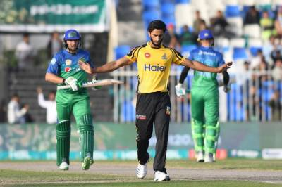 PSL 4: Peshawar Zalmi beats Multan Suntan by 5 wickets