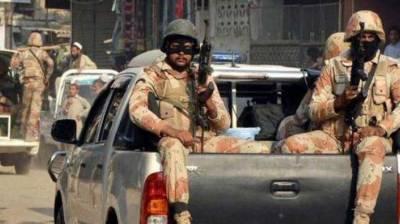 Rangers arrest six criminals in Karachi