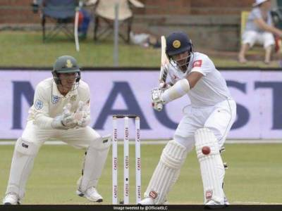 Srilankan cricket team makes history in South Africa
