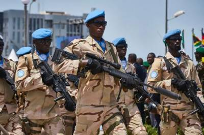 Three UN Peacekeepers killed by suspected bandits