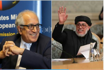 Big breakthrough reported in US and Afghan Taliban negotiations