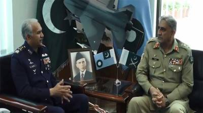 COAS, Air Chief vow to give befitting response to any Indian misadventure