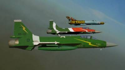 DefenceTop Stories- Indian fighter jets enter Pakistani Airspace, runaway after PAF scrambles