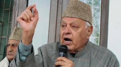 Dialogue only way to resolve tensions b/w Pakistan, India: Abdullah