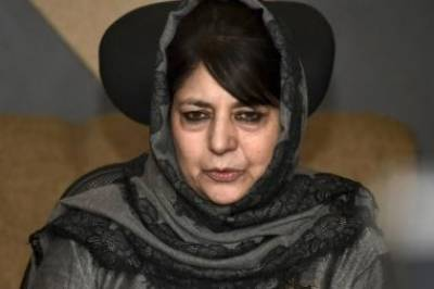 Former CM Occupied Kashmir Mehbooba Mufti raises serious doubts over authenticity of IAF surgical strike claims against Pakistan
