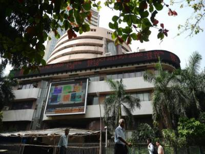 India conducts surgical strike against own stock market