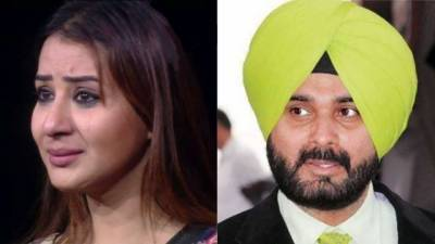 Indian actress Shilpa Shinde gets rape threats for supporting Navjot Sidhu over Pakistan