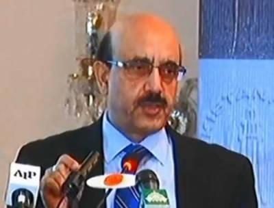 Kashmiris want to resolve outstanding Kashmir issue: President AJK