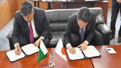 Pakistan Japan ink agreement in a bid to export manpower to Japan