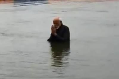 Will holy dip in Ganga wash away your sins? PM Modi mocked in India