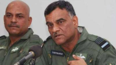 Former Indian Air marshal and father of captive IAF Pilot responds over news of his son release from Pakistan