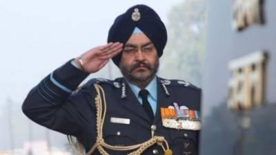 Indian Air Force Commander lauds Pakistan PM decision to return back captive Pilot