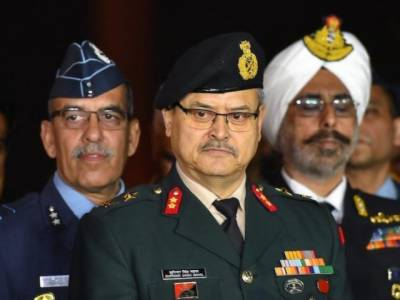 Indian tri services press briefing was an apology of highest order