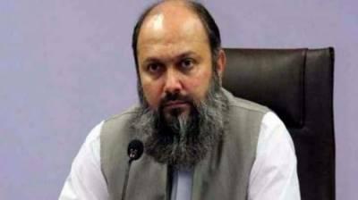 Pakistan always played responsible role in all int'l affairs: CM Balochistan