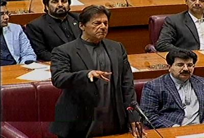 Pakistan PM Imran Khan announces to release IAF captured pilot as a goodwill gesture
