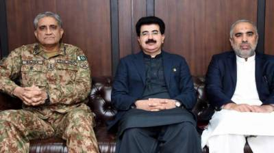 Political leadership assures full support to Armed Forces, Govt for country's security