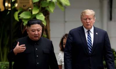 US and North Korea failed to reach denuclearization deal