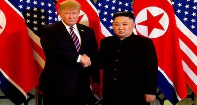 US, North Korean Presidents met in Vietnamese capital Hanoi