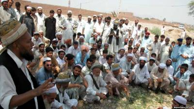 All Pathan tribesmen are soldiers of Pakistan Army, says grand Jirga of tribal elders