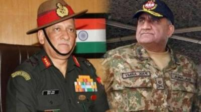 Back Channel Military Diplomacy active in third country