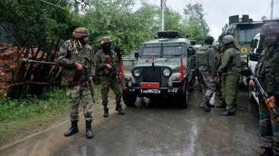 Bomb blast in Indian Occupied Kashmir