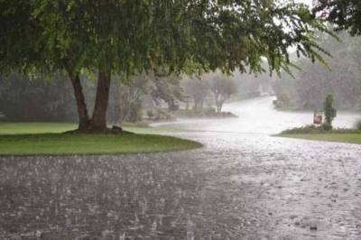 Intermittent rain continues in different parts of country