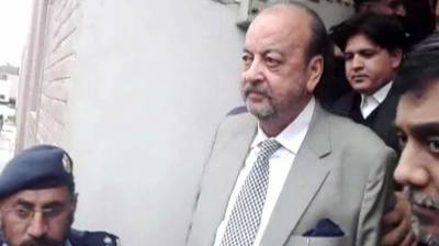 NAB extends physical remand of Agha Siraj Durrani for further 10-day