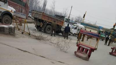 Restrictions to prevent demos against ban on JI in IOK