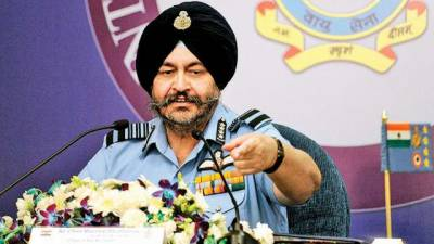 Security threat: Indian Air Force Chief security enhanced after intelligence agencies report