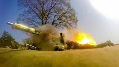 War Preparation? Indian military holds massive ATGM drills