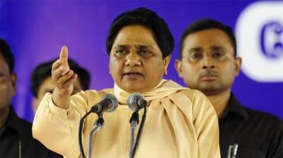 BSP accuses Modi, BJP for neglecting nation's security: Mayawati