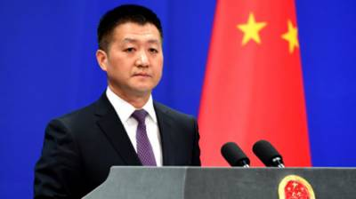 China welcomes all steps towards easing Pakistan-India tensions