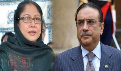 Court extends interim bail of Zardari, Talpur in money laundering case till March 11