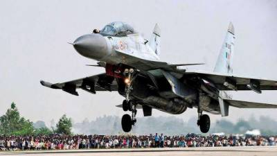 Escalation with Pakistan: IAF equipping Su 30MKI fighter jets with Israeli Spice 2000 bombs