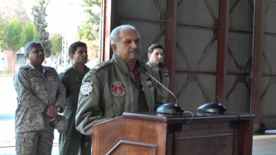 'PAF ready to respond to any aggression from adversary'