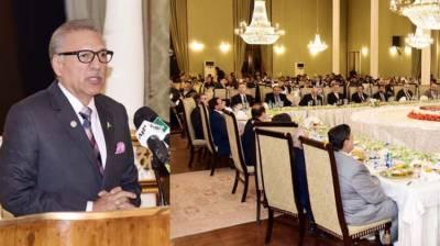 Pakistan ensures secure, friendly atmosphere for investors: President