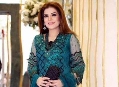 Pakistan film industry working hard to stand on its feet once again: Resham
