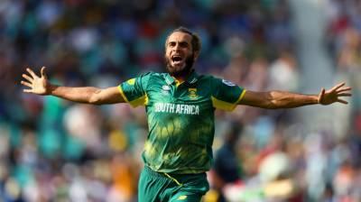 Pakistani born South African leg spinner Imran Tahir announces retirement from ODI cricket