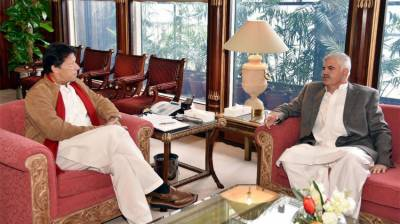 PM, KP CM discuss overall situation