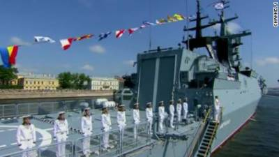 Russian Navy to get nuclear submarines, warships in a bid to revamp it
