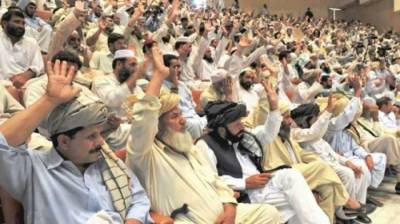 Tribals assure full support to Pak Army for country's security