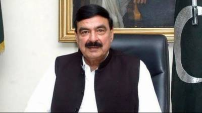 Whole nation united for country's defense: Sheikh Rashid
