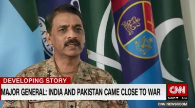 Ball in India's court whether they want peace or war: Pakistan Military