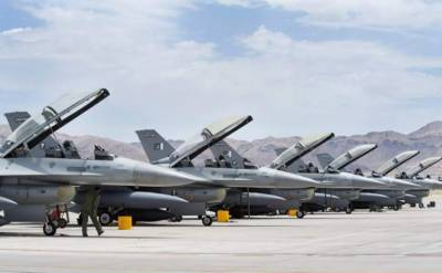 Can Pakistan use F 16 Fighter Jets against India?