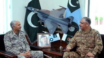 CJCSC, Air Chief discuss operational preparedness of PAF