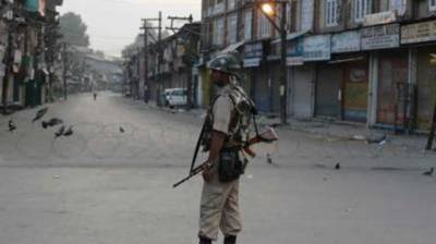 Complete shutdown in Pulwama, IOK against martyrdom of two youth