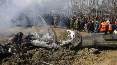 Indian Air Force may had shot down its own military helicopter the same day PAF shot down two IAF fighter jets: Indian media report